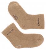 Носки детские из шерсти верблюжонка